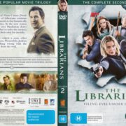 The Librarians: Season 2 (2016) R4 cover & labels