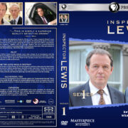 Inspector Lewis – Series 1 (2006) R1 Custom Cover & labels