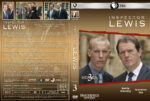 Inspector Lewis – Series 3 (2009) R1 Custom Cover & labels