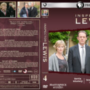 Inspector Lewis – Series 4 (2010) R1 Custom Cover & labels