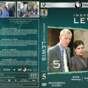 Inspector Lewis – Series 5 (2011) R1 Custom Cover & labels
