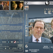 Inspector Lewis – Series 6 (2012) R1 Custom Cover & labels