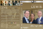 Inspector Lewis – Series 7 (2013) R1 Custom Cover & labels
