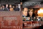 Law & Order: SVU – Season 5 (2003) R1 Custom Cover & labels