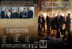 Law & Order: SVU – Season 7 (2005) R1 Custom Cover & labels