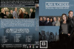 Law & Order: SVU – Season 8 (2006) R1 Custom Cover & labels