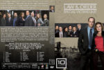 Law & Order: SVU – Season 10 (2008) R1 Custom Cover & labels
