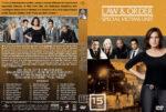 Law & Order: SVU – Season 15 (2013) R1 Custom Cover & labels