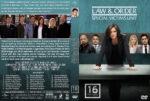 Law & Order: SVU – Season 16 (2014) R1 Custom Cover & labels