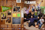 The League – Seasons 1-6 (2009-2014) R1 Custom Covers