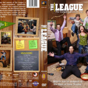 The League – Seasons 1-6 (2009-2014) R1 Custom Covers