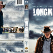 Longmire - Season 1 (2012) R1 Custom Cover & labels