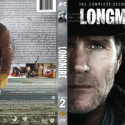 Longmire – Season 2 (2013) R1 Custom Cover & labels