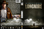 Longmire – Season 3 (2014) R1 Custom Cover & labels