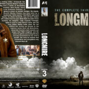 Longmire - Season 3 (2014) R1 Custom Cover & labels