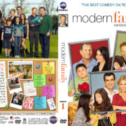 Modern Family – Season 1 (2009) R1 Custom Cover & labels