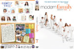 Modern Family – Season 2 (2010) R1 Custom Cover & labels