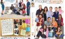 Modern Family - Season 4 (2012) R1 Custom Cover & labels