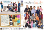 Modern Family – Season 4 (2012) R1 Custom Cover & labels