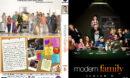 Modern Family - Season 6 (2014) R1 Custom Cover & labels