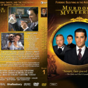 Murdoch Mysteries – Season 1 (2008) R1 Custom Cover & labels