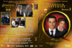 Murdoch Mysteries – Season 2 (2009) R1 Custom Cover & labels