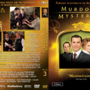 Murdoch Mysteries – Season 3 (2010) R1 Custom Cover & labels