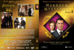 Murdoch Mysteries – Season 4 (2011) R1 Custom Cover & labels