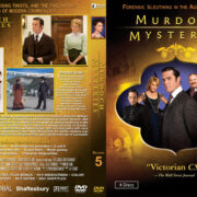 Murdoch Mysteries – Season 5 (2012) R1 Custom Cover & labels