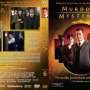 Murdoch Mysteries – Season 6 (2013) R1 Custom Cover & labels