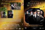 Murdoch Mysteries – Season 7 (2013) R1 Custom Cover & labels