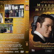 Murdoch Mysteries – Season 8 (2014) R1 Custom Cover & labels