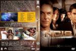 NCIS: Naval Criminal Investigative Service – Season 1 (2003) R1 Custom Cover & labels