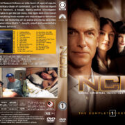 NCIS: Naval Criminal Investigative Service – Season 1 (2003) R1 Custom Cover & labels