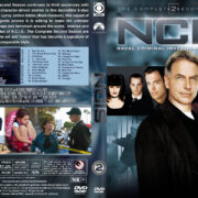 NCIS: Naval Criminal Investigative Service - Season 2 (2004) R1 Custom Cover & labels
