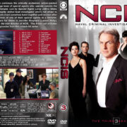 NCIS: Naval Criminal Investigative Service – Season 3 (2005) R1 Custom Cover & labels