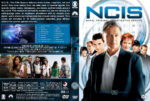 NCIS: Naval Criminal Investigative Service – Season 5 (2007) R1 Custom Cover & labels