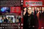 NCIS: Naval Criminal Investigative Service – Season 6 (2008) R1 Custom Cover & labels