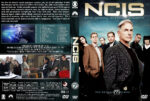 NCIS: Naval Criminal Investigative Service – Season 7 (2009) R1 Custom Cover & labels