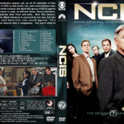 NCIS: Naval Criminal Investigative Service - Season 7 (2009) R1 Custom Cover & labels