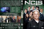 NCIS: Naval Criminal Investigative Service – Season 8 (2010) R1 Custom Cover & labels