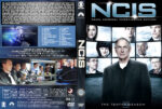 NCIS: Naval Criminal Investigative Service – Season 10 (2012) R1 Custom Cover & labels