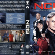 NCIS: Naval Criminal Investigative Service - Season 12 (2014) R1 Custom Cover & labels