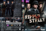 Ripper Street – Season 1 (2013) R1 Custom Cover & labels