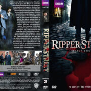 Ripper Street – Season 2 (2013) R1 Custom Cover & labels