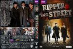 Ripper Street – Season 3 (2014) R1 Custom Cover & labels