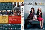 Rizzoli & Isles – Seasons 1-5 (2010-2014) R1 Custom Covers