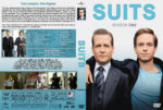 Suits – Season 1 (2011) R1 Custom Cover & labels