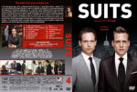 Suits – Season 4 (2014) R1 Custom cover & labels