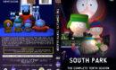 South Park - Season 10 (2006) R1 Custom Cover & labels